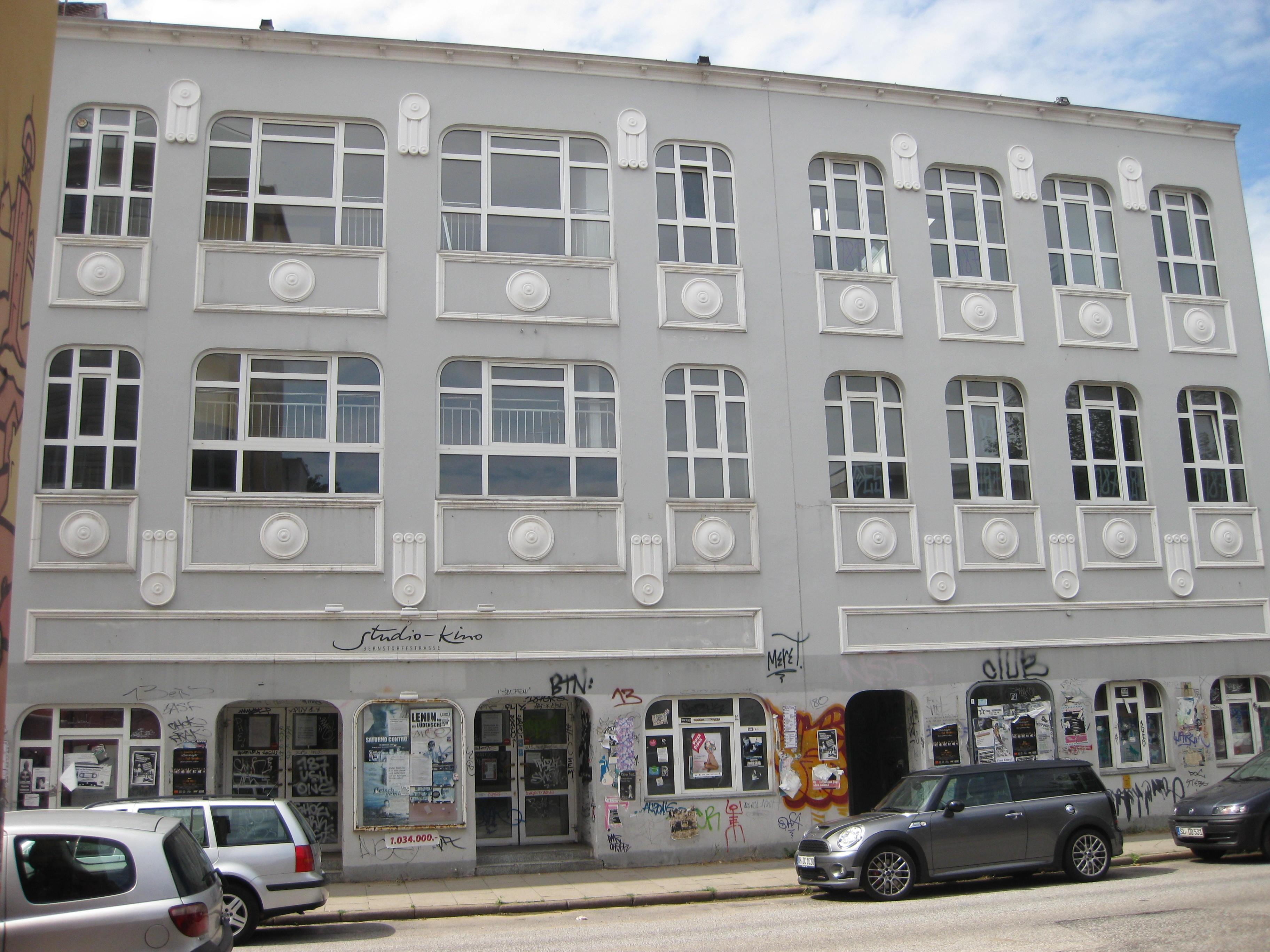 Budapester Str Hamburg